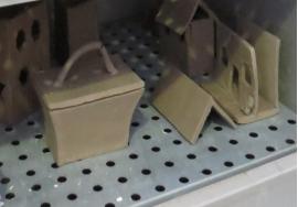 Minicurso - Produção de peças cerâmicas artesanais